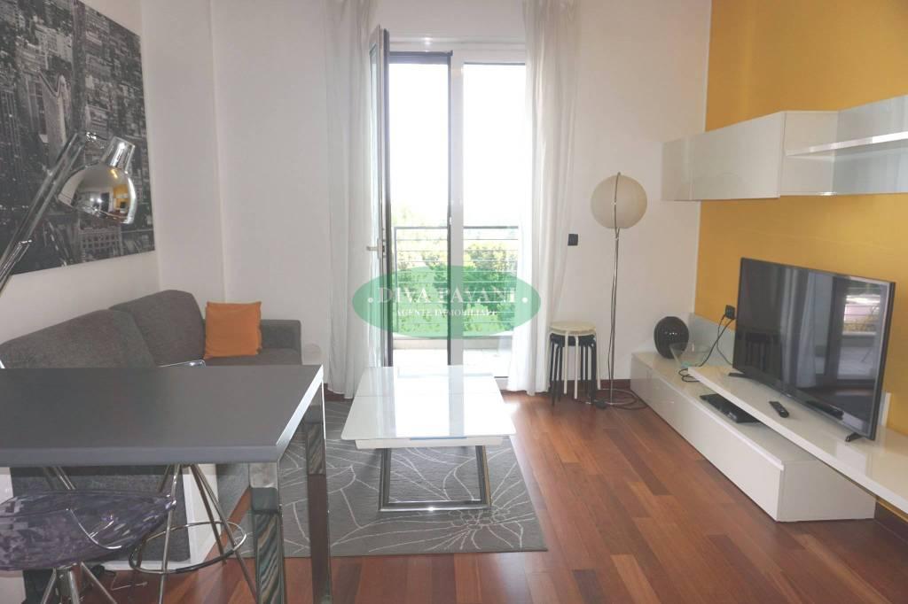 Appartamento in ottime condizioni arredato in affitto Rif. 7889735