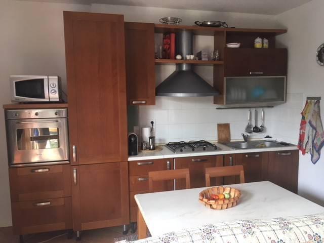 Appartamento in ottime condizioni parzialmente arredato in affitto Rif. 7887903