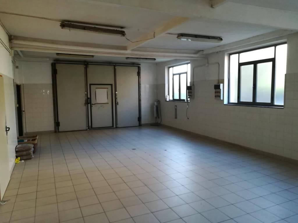 Laboratorio in affitto a Pontirolo Nuovo, 3 locali, prezzo € 700 | CambioCasa.it