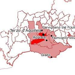 Terzo di Aquileia attico bicamere perfetto