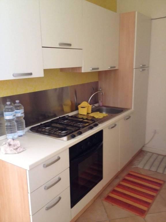 Appartamento in buone condizioni arredato in affitto Rif. 8851232