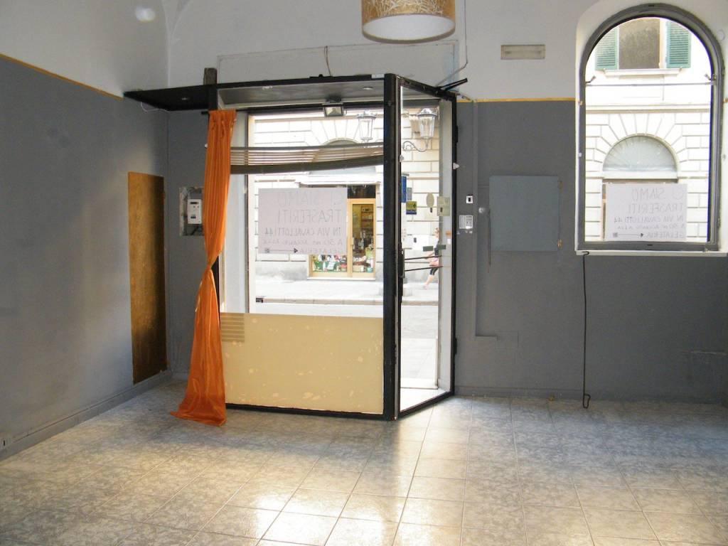 Fondo commerciale centro Prato Rif. 7909019