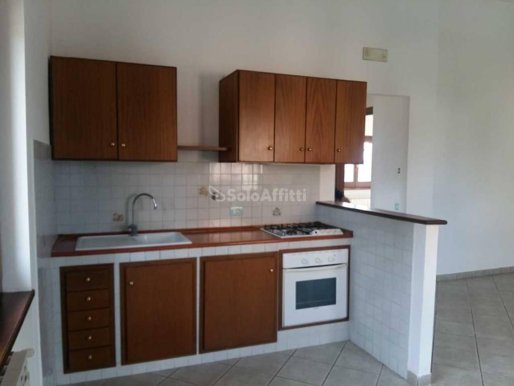 Appartamento in ottime condizioni parzialmente arredato in affitto Rif. 5913962