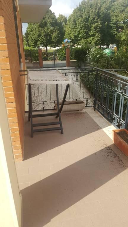 Appartamento in ottime condizioni parzialmente arredato in affitto Rif. 7925680