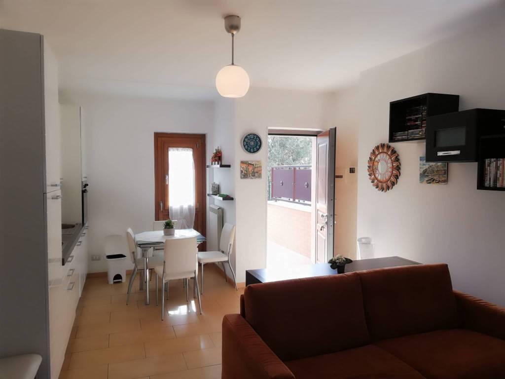 Appartamento in buone condizioni arredato in affitto Rif. 7925388
