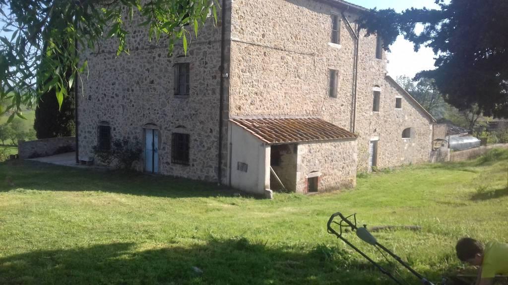 Casale in vendita a Saturnia
