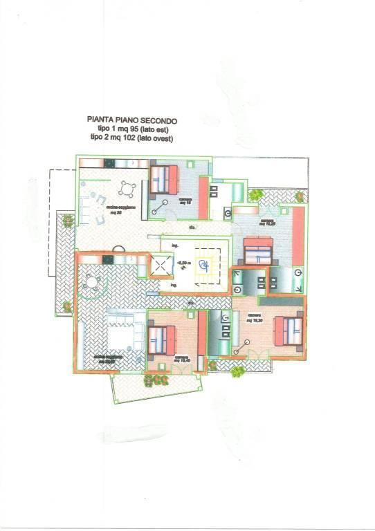 Appartamento in vendita Rif. 7947772