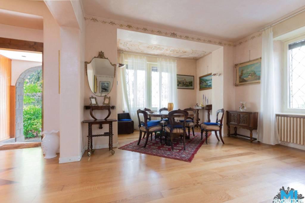 storica villa ad albavilla, foto 2