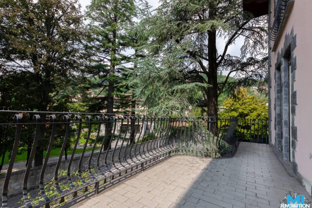 storica villa ad albavilla, foto 5