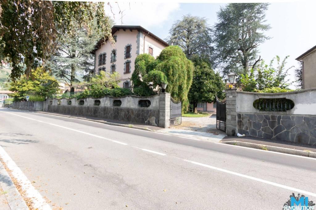 storica villa ad albavilla, foto 12
