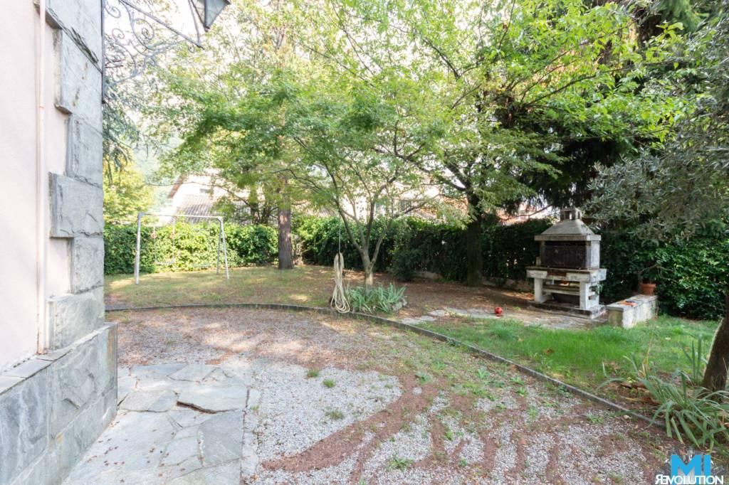 storica villa ad albavilla, foto 13