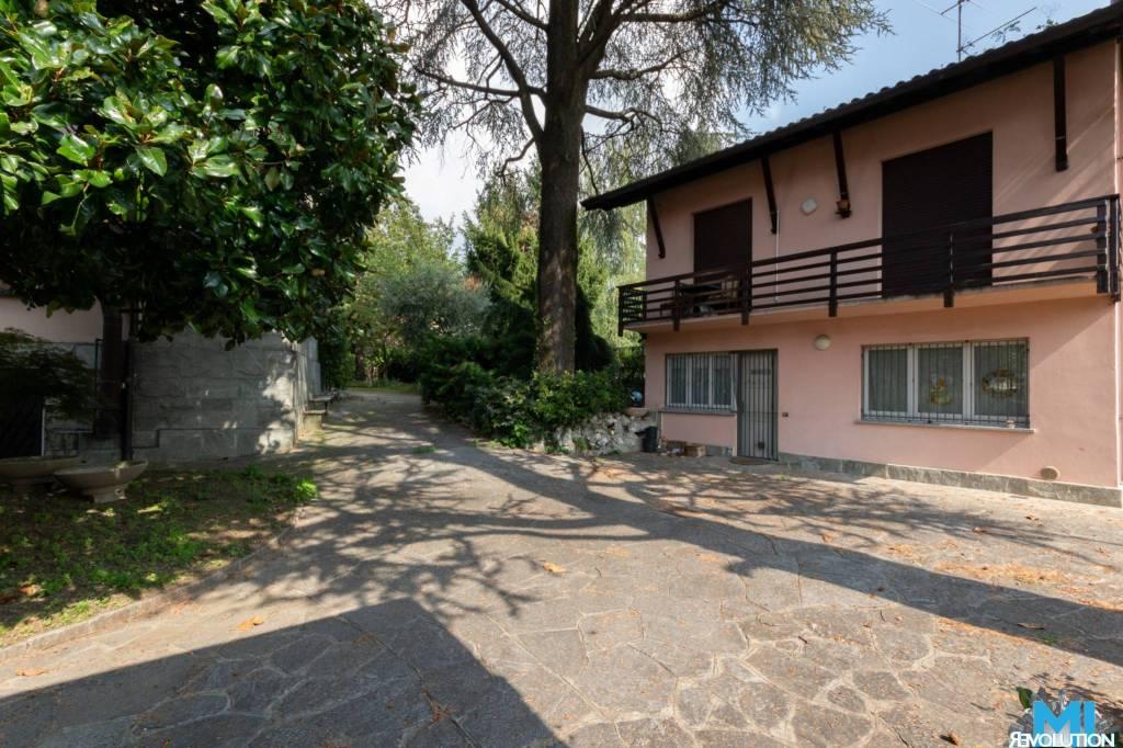 storica villa ad albavilla, foto 15