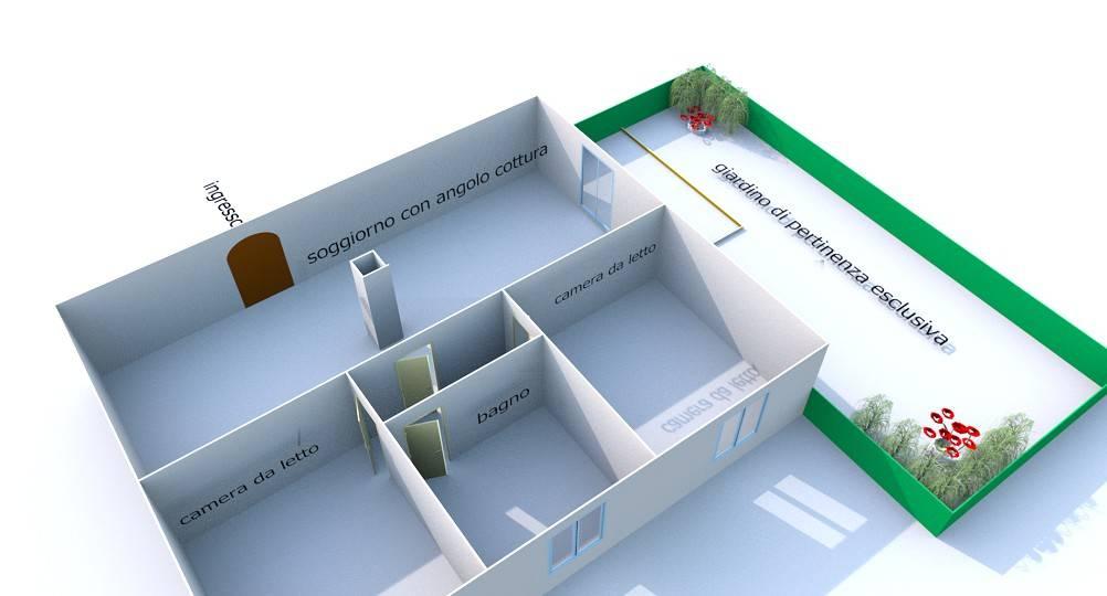 Appartamento in vendita Rif. 7948923