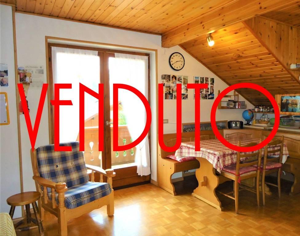 Attico / Mansarda arredato in vendita Rif. 6508122