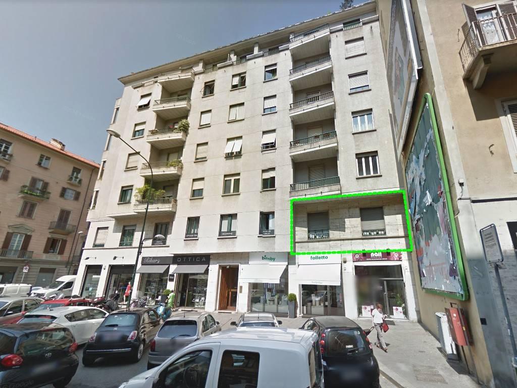 Appartamento in vendita a Torino, 4 locali, zona Zona: 2 . San Secondo, Crocetta, prezzo € 160.000   CambioCasa.it