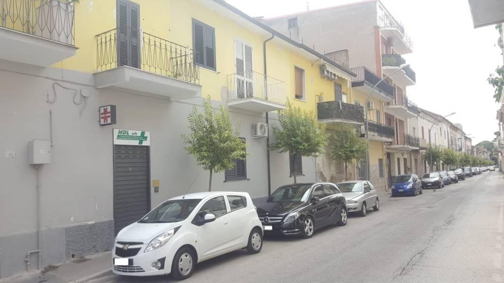 Appartamento di 3 vani e accessori in vendita a San Nicola