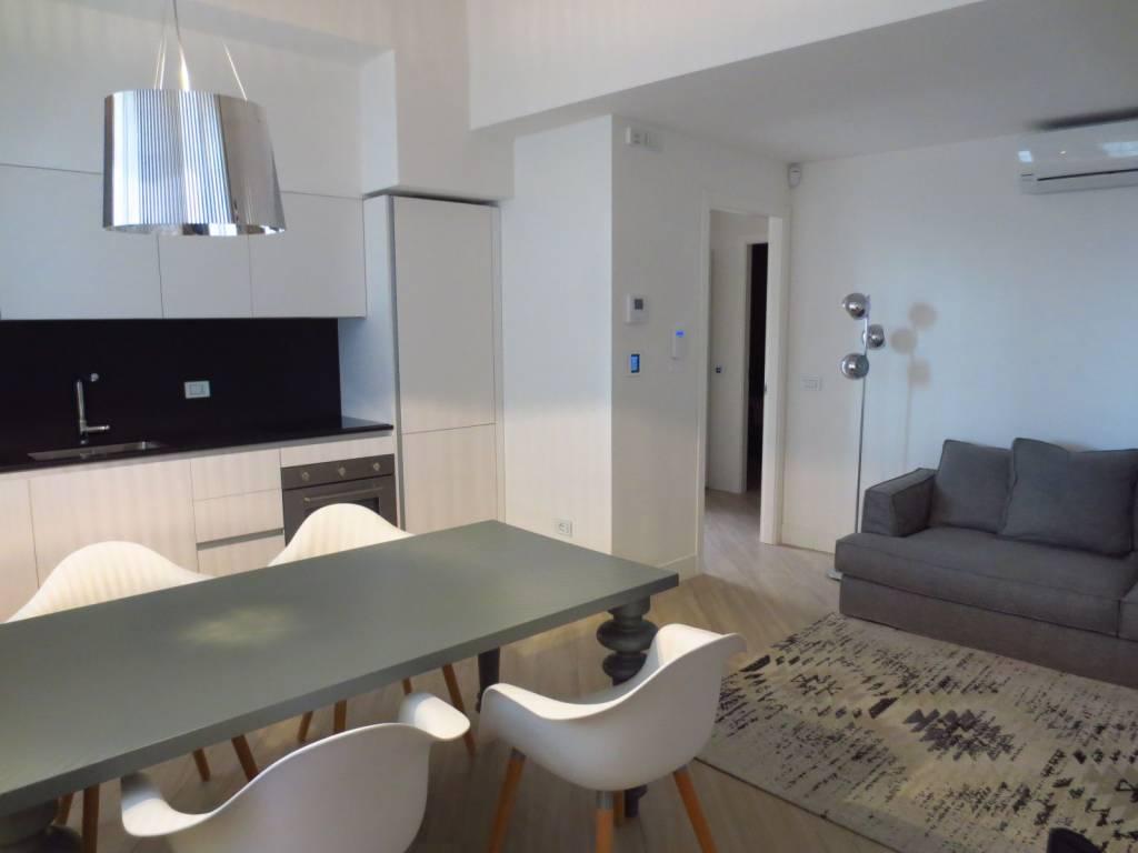 appartamento nuovo perfettamente arredato