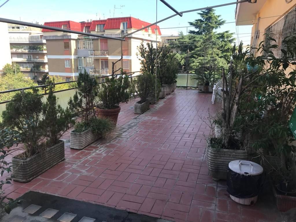 Attico / Mansarda in vendita a Roma, 4 locali, zona Zona: 32 - Fleming, Vignaclara, Monte Milvio, prezzo € 600.000 | CambioCasa.it
