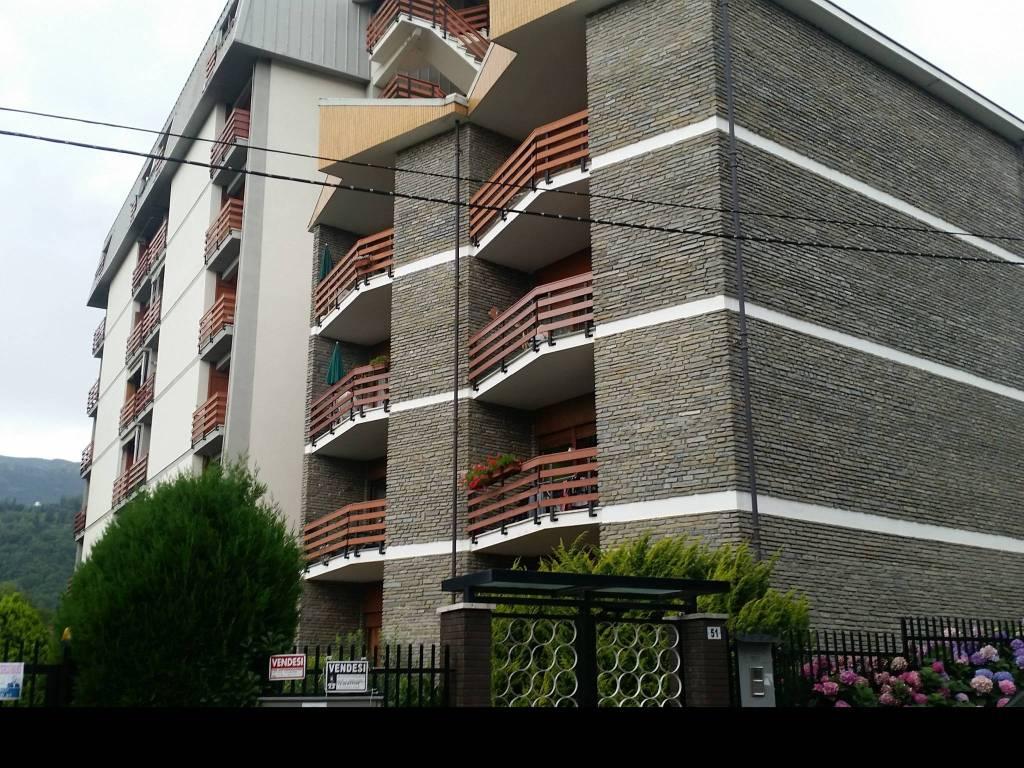 Appartamento in buone condizioni arredato in vendita Rif. 8316258
