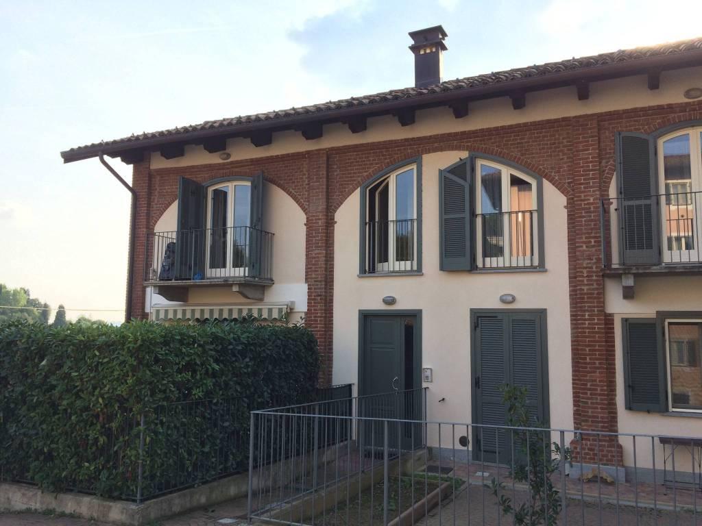 Appartamento in vendita a Montaldo Torinese, 2 locali, prezzo € 80.000 | CambioCasa.it