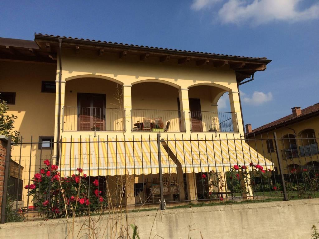 Foto 19 di Trilocale via San Martino 8, Buttigliera D
