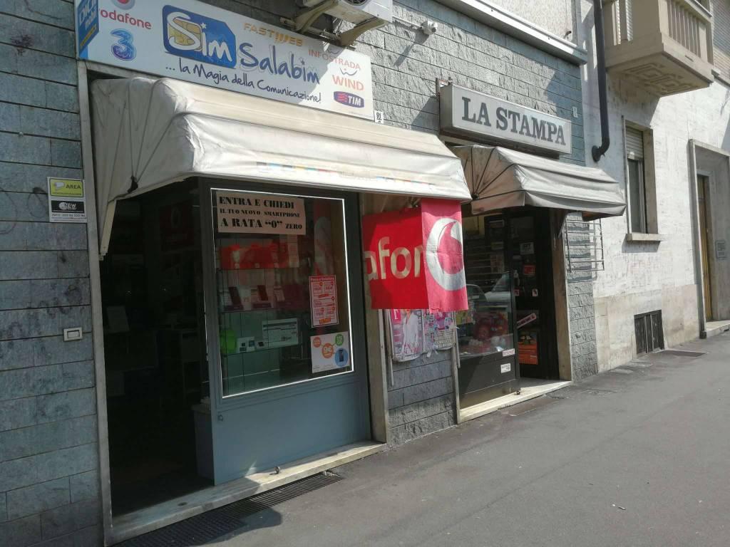 Cessione attività in vendita Zona Lingotto - via Tunisi 91 Torino