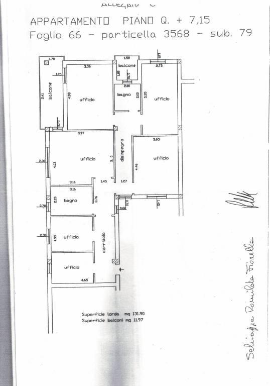 Appartamento in buone condizioni in vendita Rif. 8003629