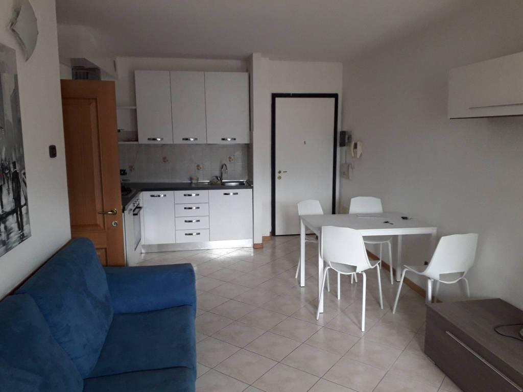 Appartamento in buone condizioni arredato in vendita Rif. 8007803