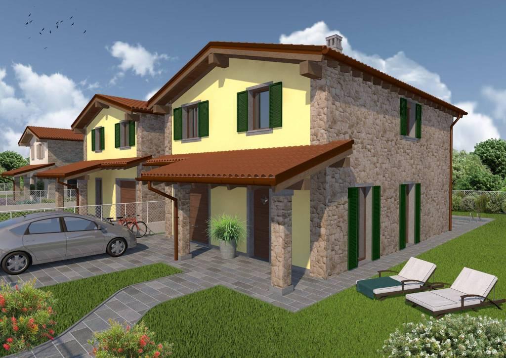 Villa in vendita a Minerbio, 5 locali, prezzo € 340.000 | CambioCasa.it