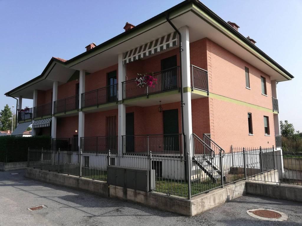 Foto 1 di Bilocale via Roma, Scarnafigi