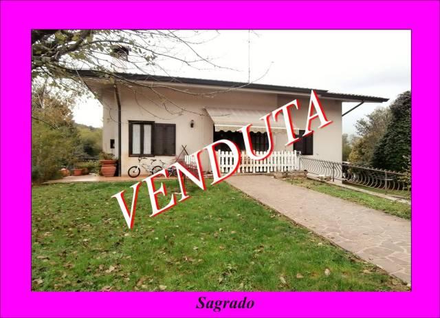 Villa 5 locali in vendita a Sagrado (GO)