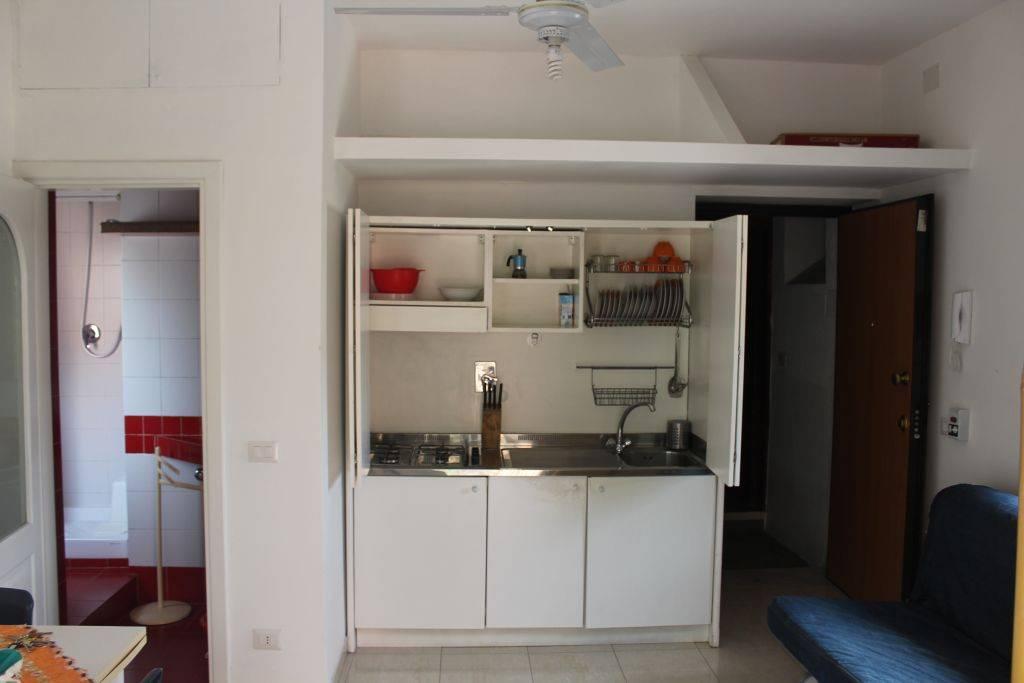 Appartamento in buone condizioni arredato in vendita Rif. 8017225