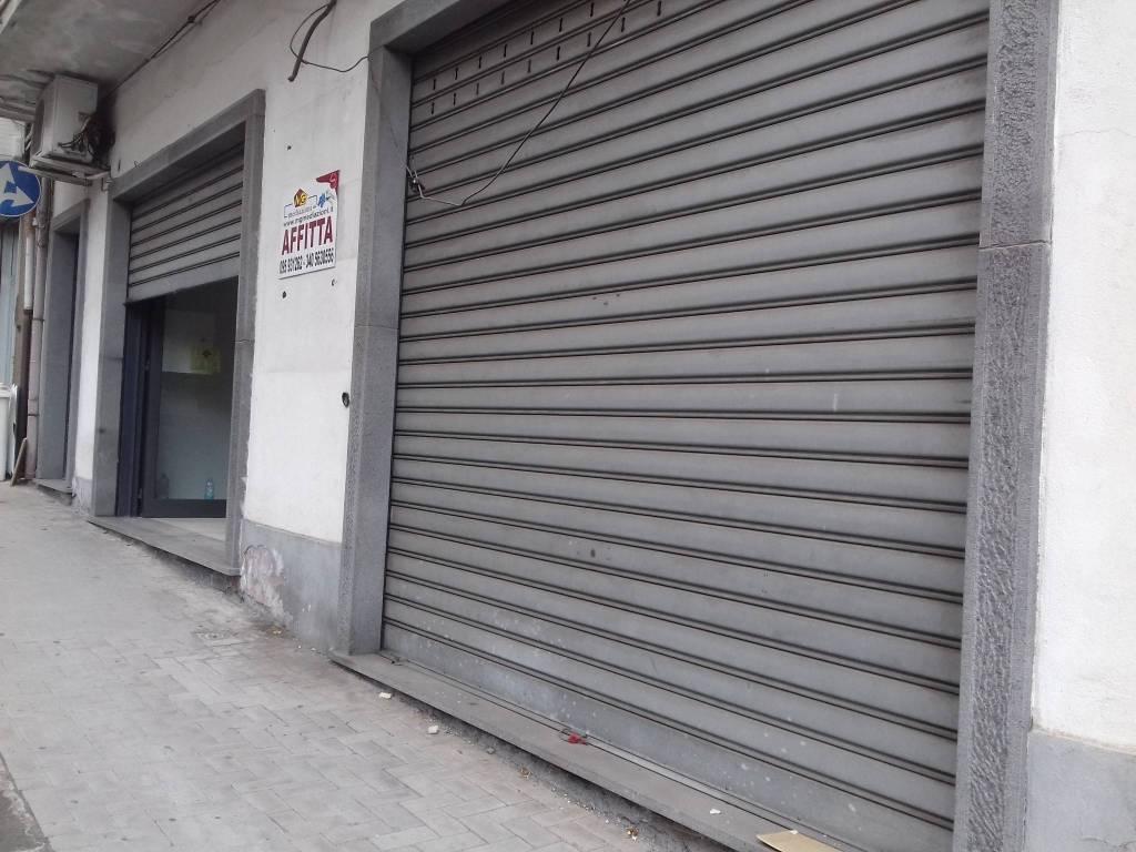 Bottega ad uso commerciale in Via Libertà - Giarre (CT)