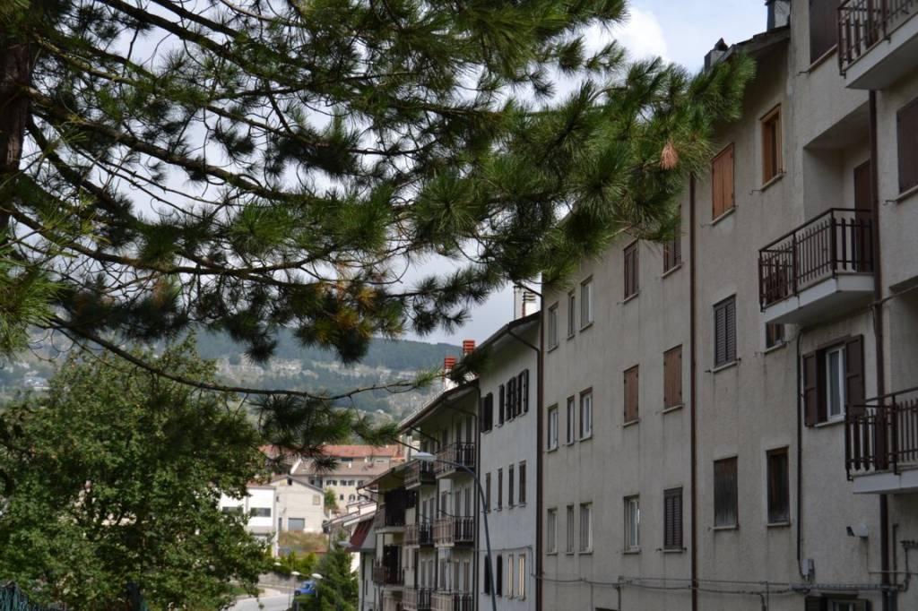 Appartamento su due livelli in centro a Capracotta