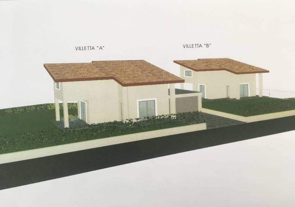Villa in vendita Rif. 8037898