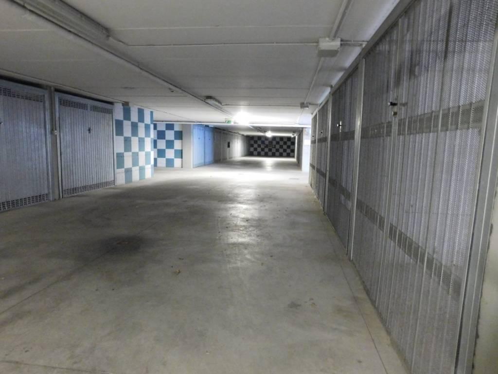 Garage Zona Ospedale 14 mq Rif. 9257904