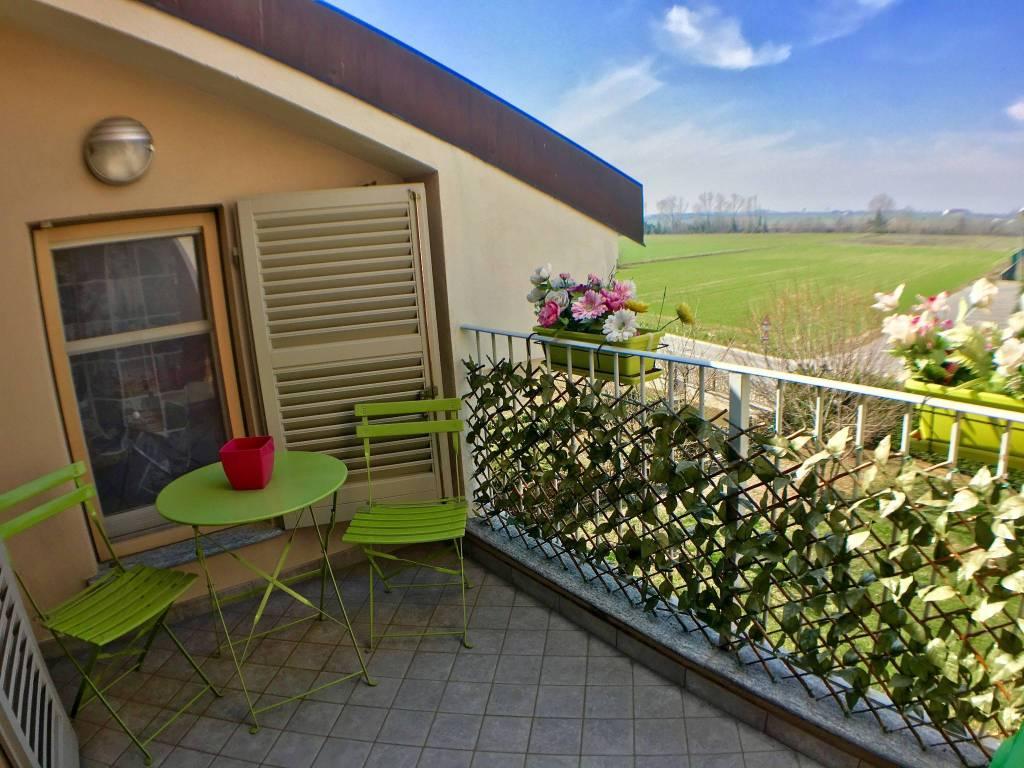 Appartamento in ottime condizioni arredato in affitto Rif. 8031151