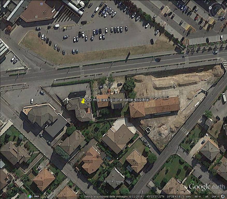 VENDESI/AFFITTASI IMMOBILE DI RILIEVO A CASTIGLIONE (MN) Rif. 8034865