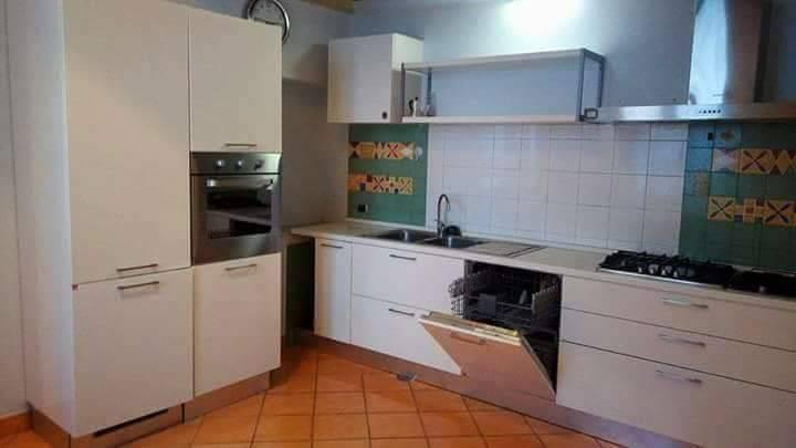 Appartamento in buone condizioni arredato in affitto Rif. 8064514