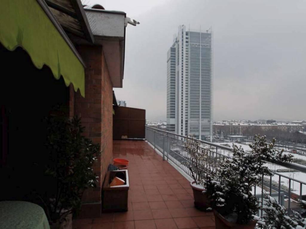 attico con terrazzo a Torino - Cambiocasa.it