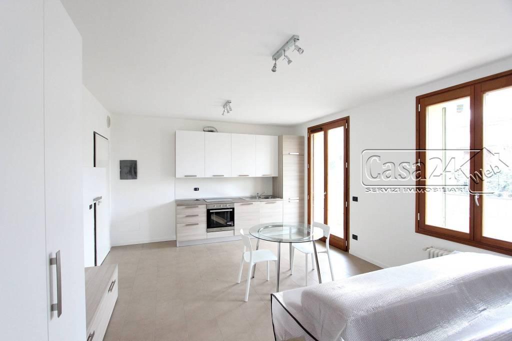 Appartamento completamente arredato con cantina e box