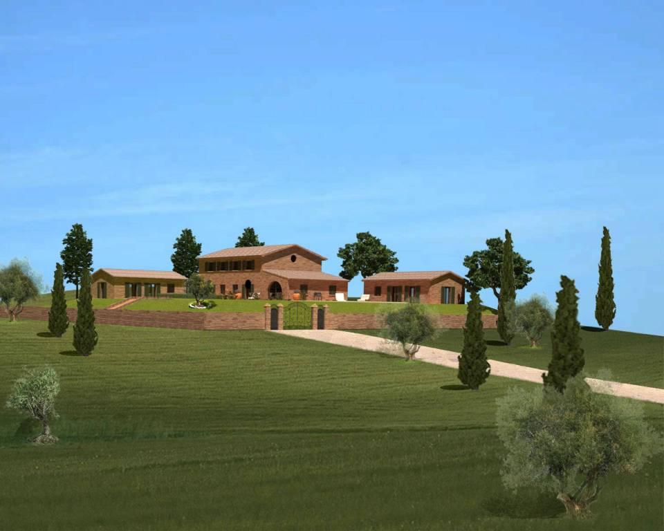 Terreno in posizione panoramica in vendita Rif. 4391842