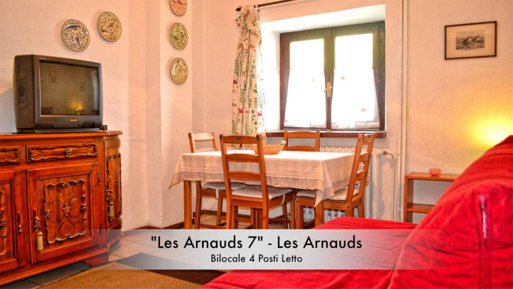 """Les Arnauds 7"" - Les Arnauds"