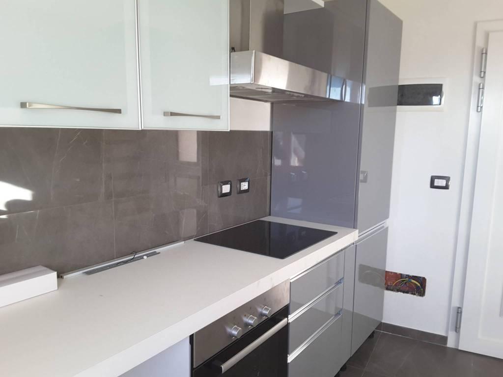 Bargone, nuovo appartamento su due livelli con terrazzo.