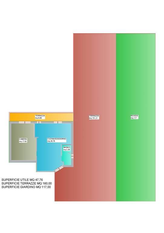 Appartamento in ottime condizioni parzialmente arredato in vendita Rif. 8088804