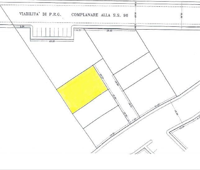 Terreno Commerciale in vendita Rif. 8111053