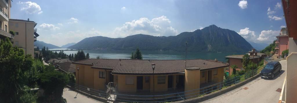 Campione d'Italia - Ampio bilocale con splendida vista lago