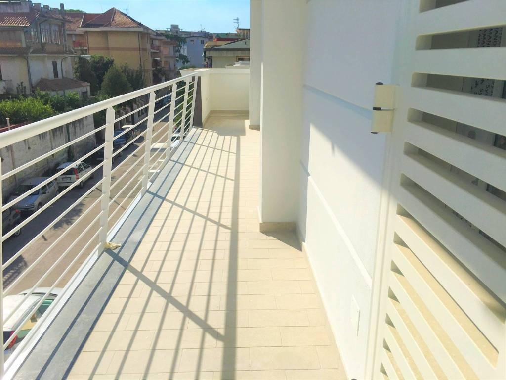 Appartamento nuova costruzione Nola con giardino e terrazzo