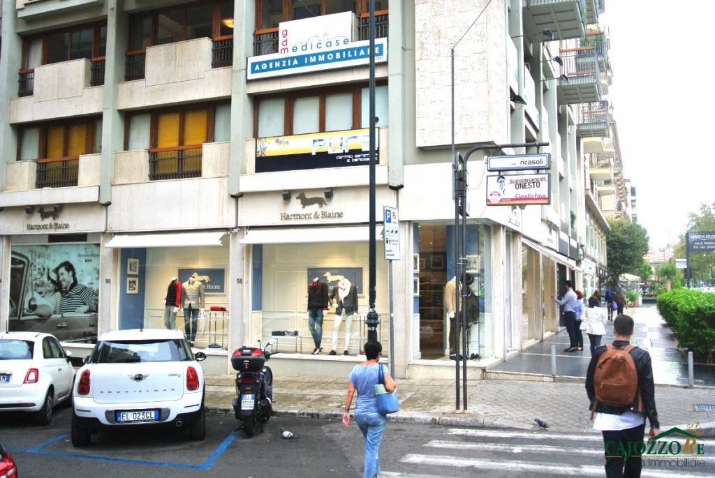 Ufficio 4 locali in via Ricasoli/Libertà Rif. 8896124