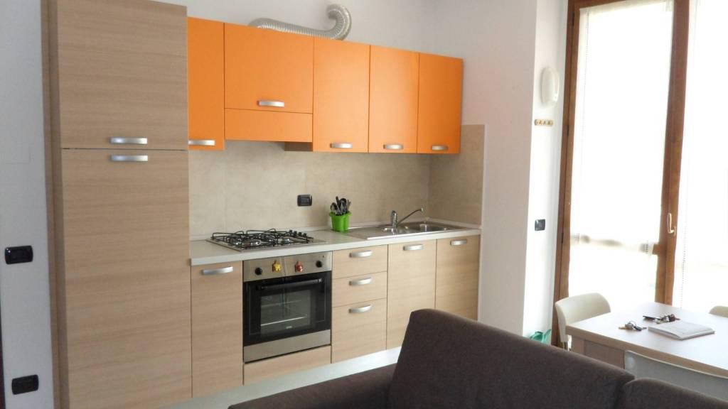 Appartamento in ottime condizioni arredato in affitto Rif. 8135113